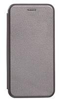 Чехол-книжка Luxo Leather Samsung A6 2018 (Grey)