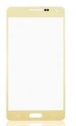 Стекло (для ремонта дисплея) Samsung A500H Galaxy A5 (2015), A500F, золотистое