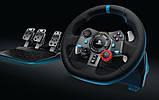 Игровой руль Logitech G29 Racing Wheel для ПК/PS3/4, фото 4