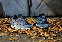Мужские зимние кроссовки Asics Gel Lyte MT (Grey/Mint ), кроссовки асикс с термопрокладкой, асиксы на зиму