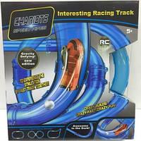 Гоночная трасса для детей Chariots Speed Pipes