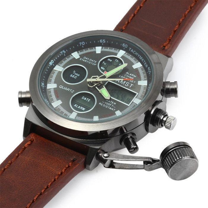 56641737a84b Мужские наручные часы AMST II Watch, армейские часы АМСТ, наручные часы AMST  2