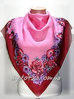 Кашемировые платки Алмира, розовый