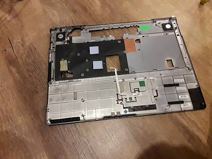 Кришка (тачпад) з колонками Fujitsu Simens xa2528-22P оригінал б.у., фото 2