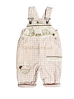Полукомбинезон Caramell Турция (рост 62,68,74) розовый для новорожденных на девочку ТН-3148 74