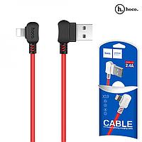 USB кабель Hoco Lightning X19 Enjoy