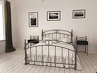 Металлическая кровать Toskana (Тоскана) ТМ «Металл-Дизайн»