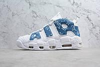 Мужские кроссовки Nike Air More Uptempo OG Supreme White