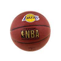 Мяч баскетбольный Spalding №7 NBA Lakers