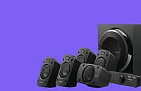 Аудиосистема 5.1 Logitech Z906 для домашнего кинотеатра