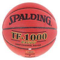 Мяч баскетбольный Spalding №7 PU TF-1000 Baudu NBA