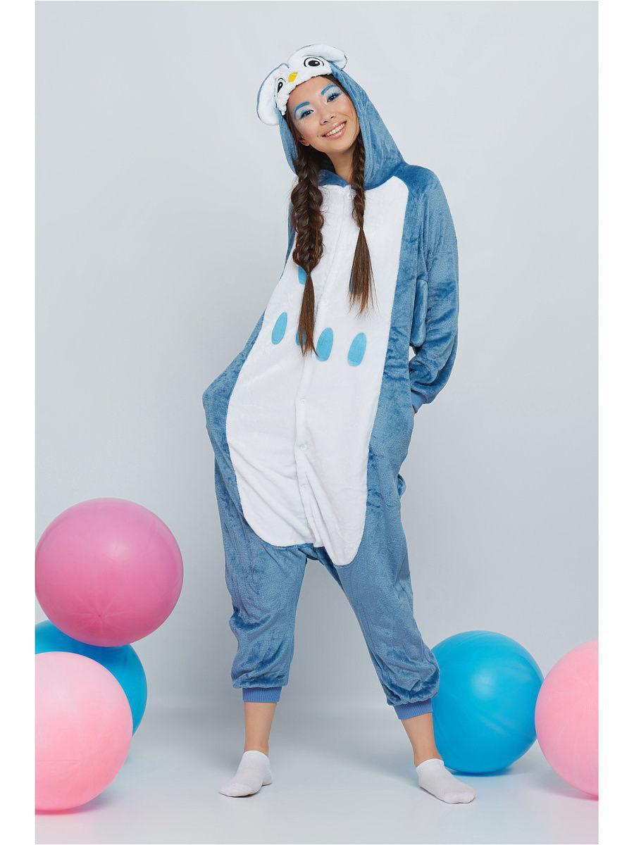 Кигуруми пижама Сова взрослая - Интернет магазин House Comfort в Харькове 339098f95e3ff
