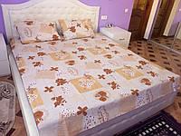 Комплект постельного белья односпальный 130*220 хлопок Bella noche, фото 1