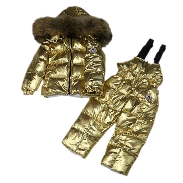 Детские комбинезоны и костюмы зимние раздельные