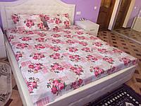 Комплект постельного белья полуторный 150*220 хлопок Bella noche, фото 1