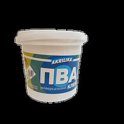 Клей Аkrilika ПВА универсальный 2 кг 27038, КОД: 166720