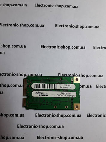 Wi-Fi модуль Fujitsu Simens xa2528-22P оригінал б.у., фото 2