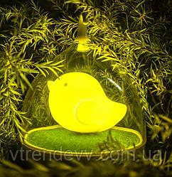 Светильник, ночник LED Bird Cage Night Light USB