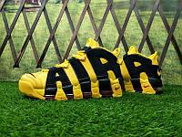 Мужские кроссовки Nike Air More Uptempo 96 Yellow, фото 1