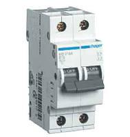 Автоматичний вимикач In=63 А, 2п, С, 6 kA, 2м