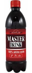 Аминокислоты Activlab Master Drink 500 ml, Активлаб Мастер Дринк 500 мл