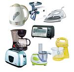 Електроприлади для будинку і особистого користування