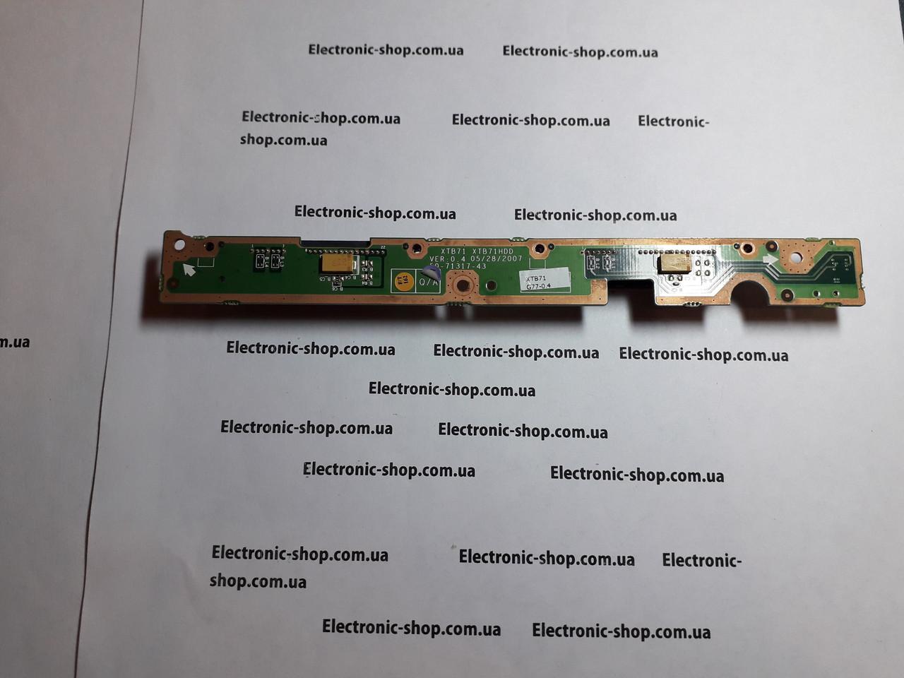 Плата разъемов Sata   Fujitsu Simens xa2528-22P   оригинал б.у.