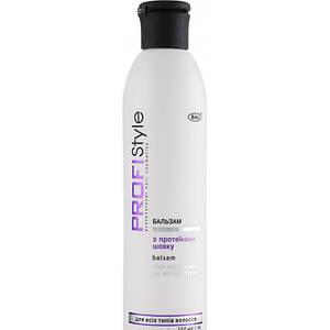 Бальзам для волосся Протеїни шовку ProfiStyle (для всіх типів волосся) 250г (Viki)