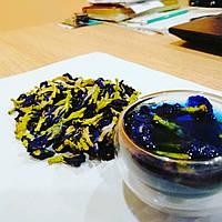 """Синий Тайский Чай """"Анчан"""" ( Butterfly Pea Tea, Клитория тройчатая)"""