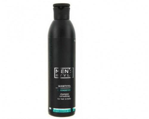 Шампунь для мужчин Освежающий (для всех типов волос) ProfiStyle (Viki) 250мл , фото 2