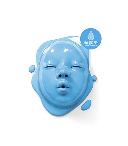 Альгинатная маска для лица Dr.Jart+ Rubber Mask Moist Lover моделирующая, фото 2