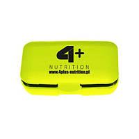 4+ NUTRITION - Pill Box Контейнер для капсул и таблеток