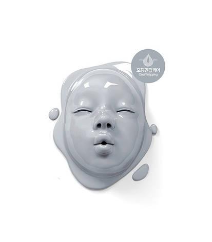 Альгінатна маска для обличчя Dr.Jart+ Rubber Mask Clear Lover, фото 2