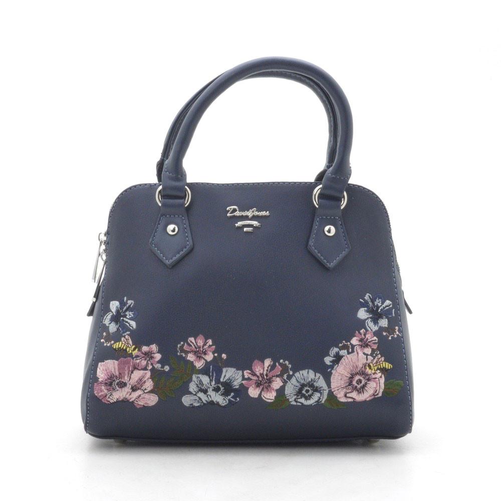 Женская сумка D. Jones d.blue (синий)