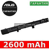 Аккумулятор батарея для ноутбука ASUS  A41, A41, A41N1308, D550, F200MA, F551MA, , фото 1