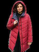Теплая куртка SIZE+ размерный ряд 54-62 56