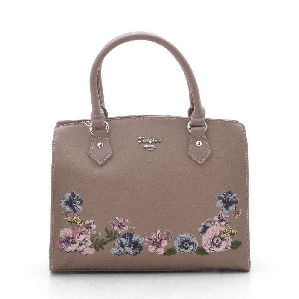 Женская сумка D. Jones d.pink (т.розовый)