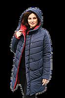 Теплая куртка SIZE+ размерный ряд 54-66 54