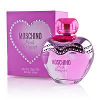 Moschino Pink Bouquet edt 100ml lady тестер