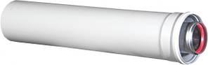 Подовжувач коаксіальний 60/100 мм, 1м