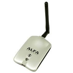 Оригинал! Сверх мощный Usb Wi-Fi адаптер Alfa Awus036H усилитель сигнала