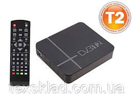 Приставка для цифрового телебачення DVB T2