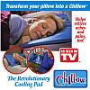 Охлаждающая подушка с водой Chillow, термоподушка Чилоу