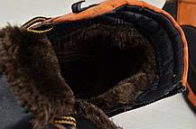 Ботинки  детские зимние с мехом  на мальчика , фото 3