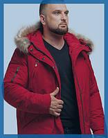 Зимние куртки, пуховики, парки мужские Braggart, Tiger Force, Kiro Tokao