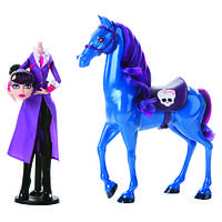 "Набор кукол ""Директриса Бладгуд и конь Кошмар"" Monster High BBK21"