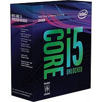 Процесор Intel Core i5-8600K (BX80684I58600K)