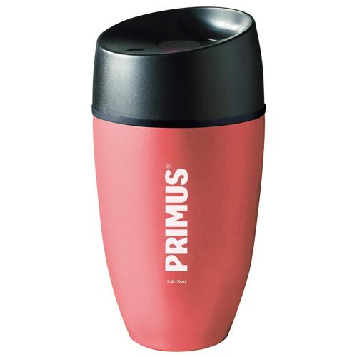 Термокружка пласт. Primus Commuter mug Salmon Pink 300 мл (740992)