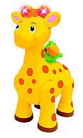 Интерактивная игрушка Kiddieland 051359 Жираф (1065) КОД: 393738