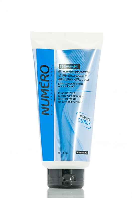 NUMERO Шампунь для вьющихся волос на основе оливкового масла 300мл (шт.)